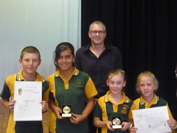 Rural schools band-choral festival win