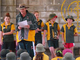 Lowood District Athletics Carnival