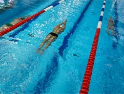 Swimming will commence Wednesday 23rd October