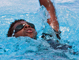 Upper school swimming carnival